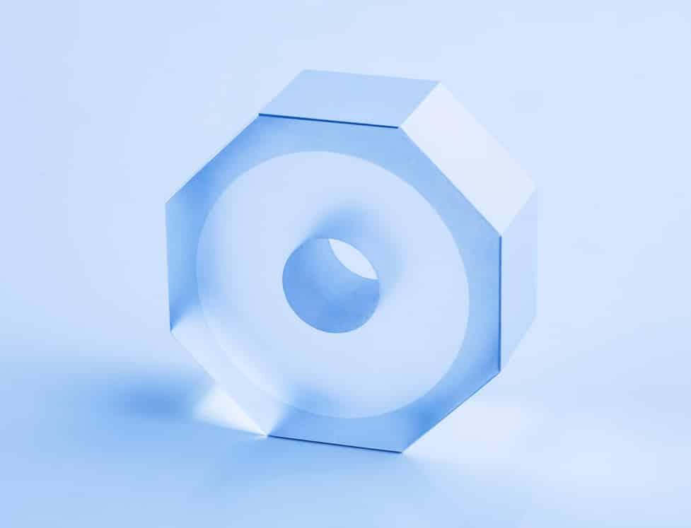 Beschichtung Glaspolygon