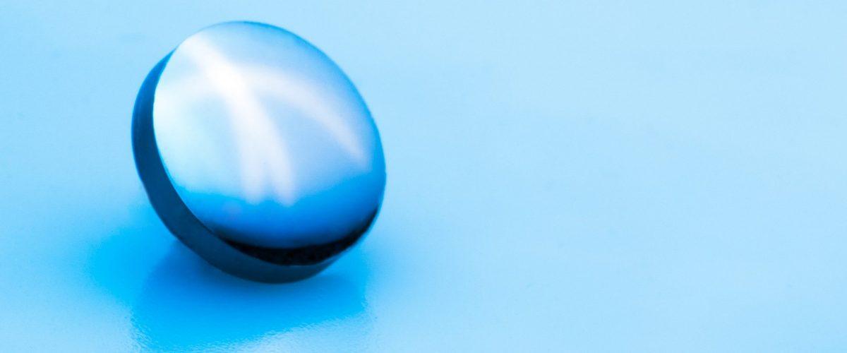 Silizium Germanium Linse Lens